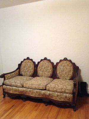 Antique sofa and chair for Sale in St. Louis, MO