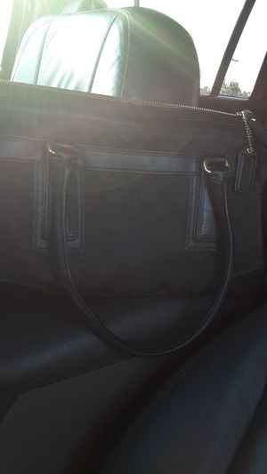 Coach Hampton Signature Tote Carry All Bag for Sale in Pittsburg, CA