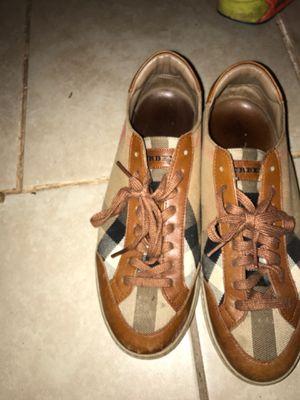 Burberry shoes for Sale in Manassas, VA
