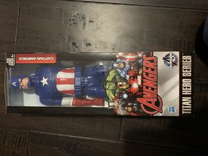 Captain America toy for Sale in Phoenix, AZ