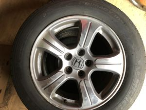 Honda Pilot Tires and Rims Original $500 for Sale in Rockville, MD