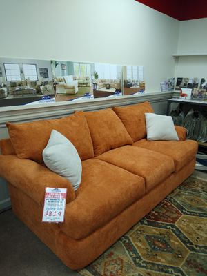 Klaussner customizable sofa for Sale in Uniontown, PA