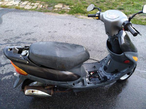 Scooter gas moped dirt bike