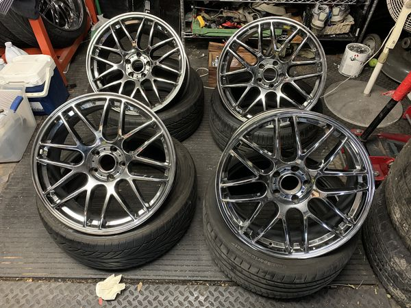 Make a serious offer/ 20inch set / 5x120 pattern