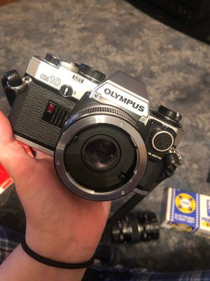 Olympus camera for Sale in Waterloo, IA