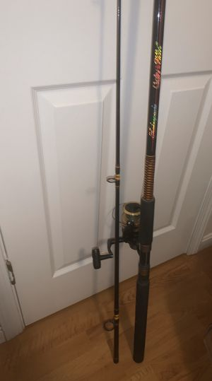 10ft Ugly Stik Rod Combo for Sale in Stockton, CA