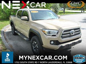 2016 Toyota Tacoma for Sale in North Lauderdale, FL