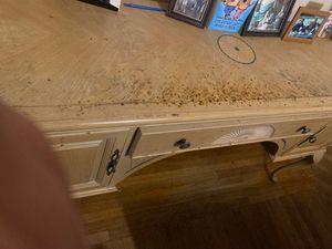 wood table for Sale in Waterbury, CT