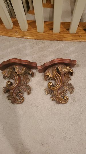 Decorative wall shelves for Sale in Vienna, VA
