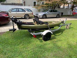 LifeTime Tamarack kayak 2020 10FT for Sale in Camden, NJ