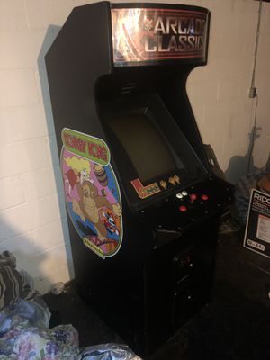 4 in 1 Full size Arcade Game for Sale in Redford Charter Township, MI