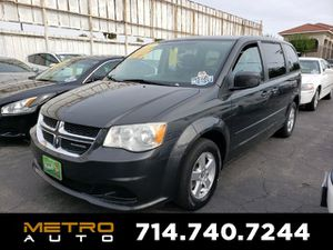 2012 Dodge Grand Caravan for Sale in La Habra, CA