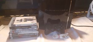 Playstation 3 backwards comparable bundle for Sale in Los Angeles, CA