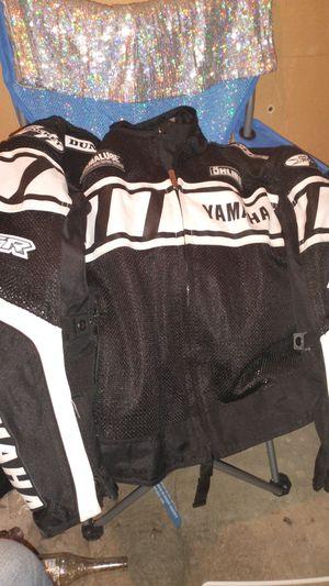 Joe Rocket YAMAHA GYTR racing jacket for Sale in Dallas, TX