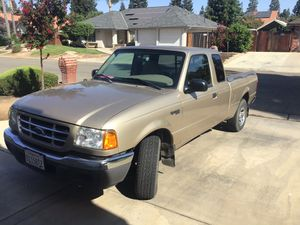 2001 ford ranger v6. Automatic transmission. Awesome truck! LOW MILES!, for Sale in Fresno, CA
