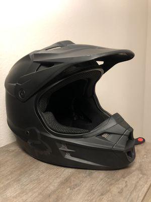 Dirtbike ATV Fox V1 Matte Black Helmet for Sale in Kissimmee, FL
