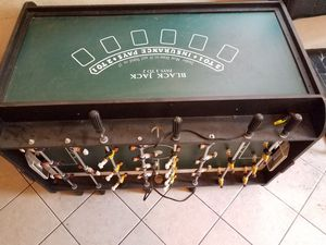 Multi sided game challenge table for Sale in Pittsburgh, PA