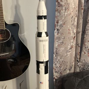 LEGO Rocket Saturn V for Sale in Waterford, NJ