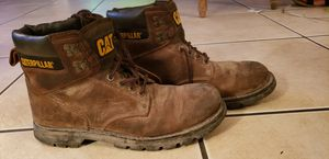 Caterpillar work boots. Size 11 for Sale in New Port Richey, FL