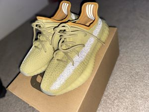 Yezzy marsh 350 size 4.5 brand new for Sale in Silver Spring, MD