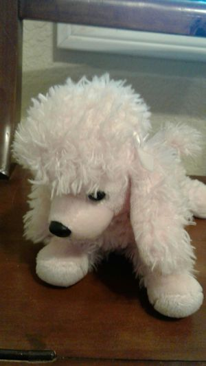 Pink poodle stuffed animal for Sale in Modesto, CA