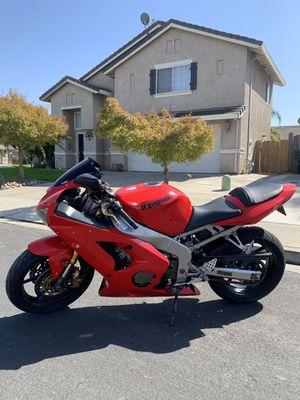 Kawasaki 636cc for Sale in Salida, CA