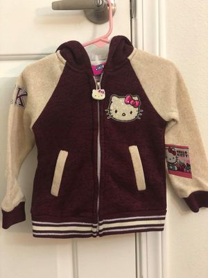 Hello kitty sweater set size 2t for Sale in Norwalk, CA