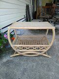 Wicker table for Sale in US