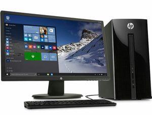 HP 251-a123wb Desktop PC with Intel Pentium J2900 for Sale in Miami, FL