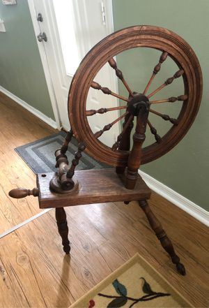 Antique sewing spindle for Sale in Heidelberg, PA