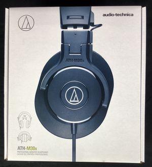 Audio Technica Pro Headphones ATH-M30x for Sale in Mesa, AZ