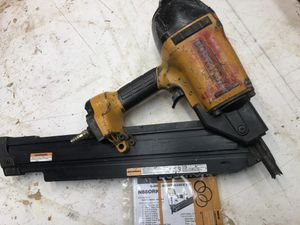 Bostitch framing nail gun for Sale in North Branch, MN