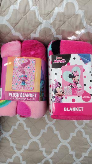 Girl's blanket for Sale in Ontario, CA