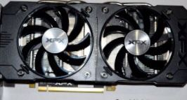 XFX r7 370 2gb with 256mbit for Sale in Fresno, CA