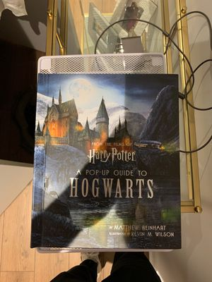 Harry Potter - A PopUp Guide to Hogwarts for Sale in Washington, DC