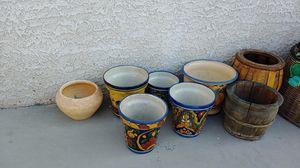 Flower pots for Sale in Henderson, NV