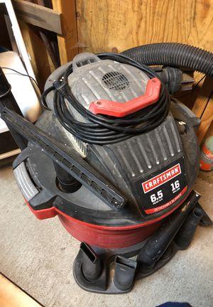 Vacuum 16 gallons for Sale in El Sobrante, CA