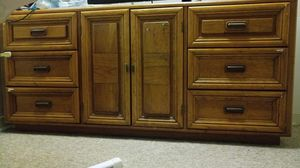 Combo dresser for Sale in Pittsburgh, PA