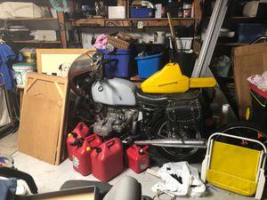 VINTAGE BMW RACING MOTORCYCLE (it runs) for Sale in Boca Raton, FL