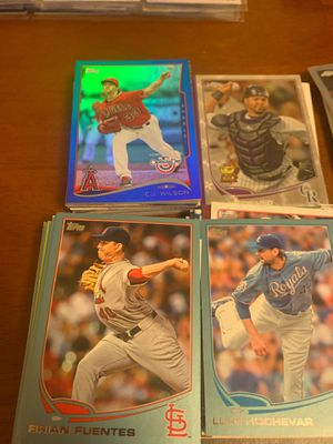Misc baseball cards for Sale in Seattle, WA
