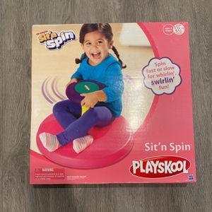 Sit N Spin Children's Toy for Sale in Brockton, MA