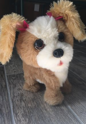 FurReal friends Bouncy My Happy-To-See-Me Pup Figure for Sale in Medina, OH