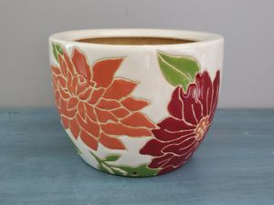 Vintage Ceramic Flower Pot/Planter for Sale in Glenwood, IA