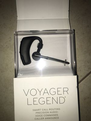 Headset - Voyager Legend Special Edition for Sale in Goodyear, AZ