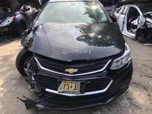 Chevy Cruze 2017 (2009521) Selling Parts Only Vehicle Not For Sale for Sale in Paterson, NJ