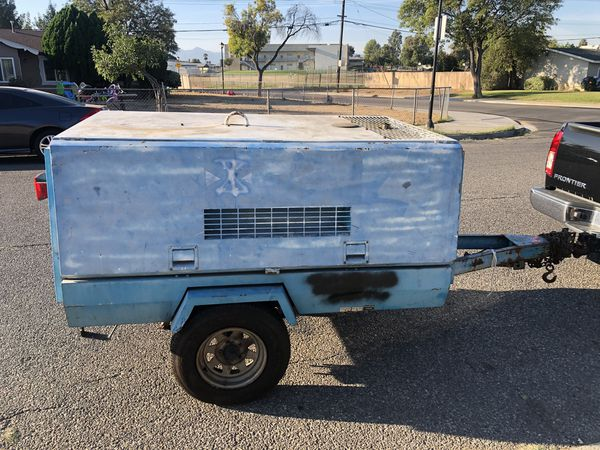 1996 diésel air compressor