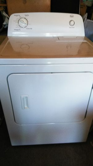 Washer & dryer ....double load...... for Sale in Portland, OR