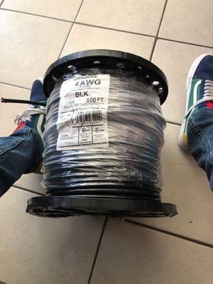 Cerrowire 4AWG 500ft for Sale in Los Angeles, CA
