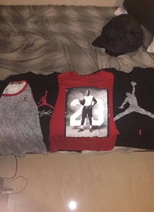 Jordan Shirts for Sale in Poinciana, FL