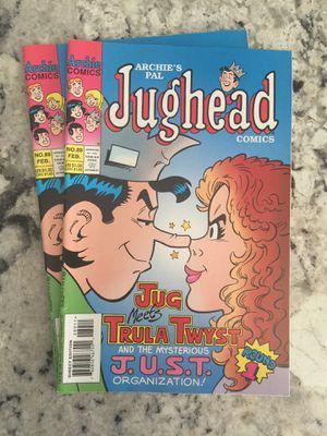 Archie's Pal Jughead Comics for Sale in Anaheim, CA